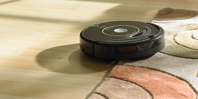 Robot Vaccum Cleaner
