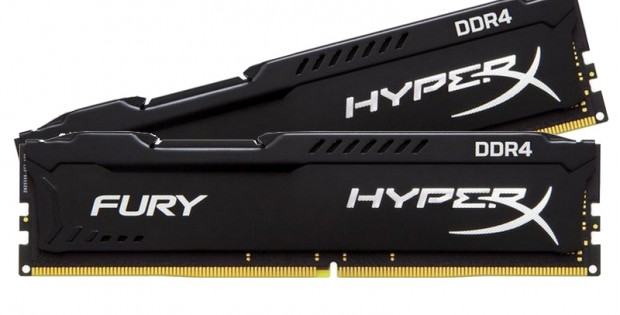 HyperX DDR4 RAM