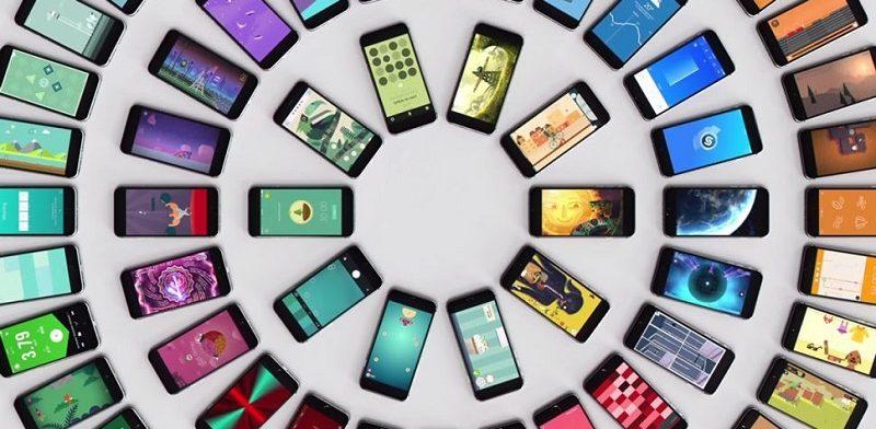 segment of smartphones