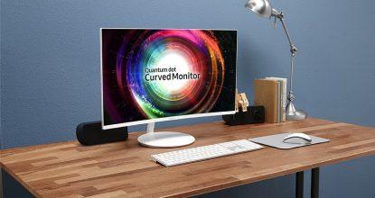 Samsung Curved Quantum Dot