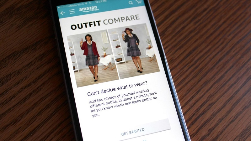 Outfit Compare Amazon