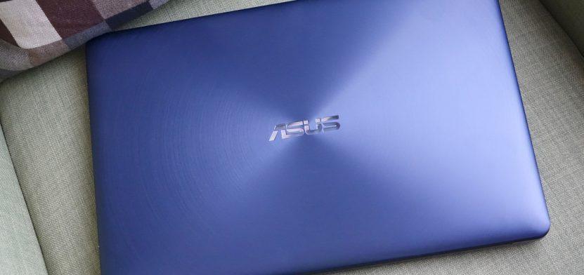 ASUS ZenBook Pro UX550VD