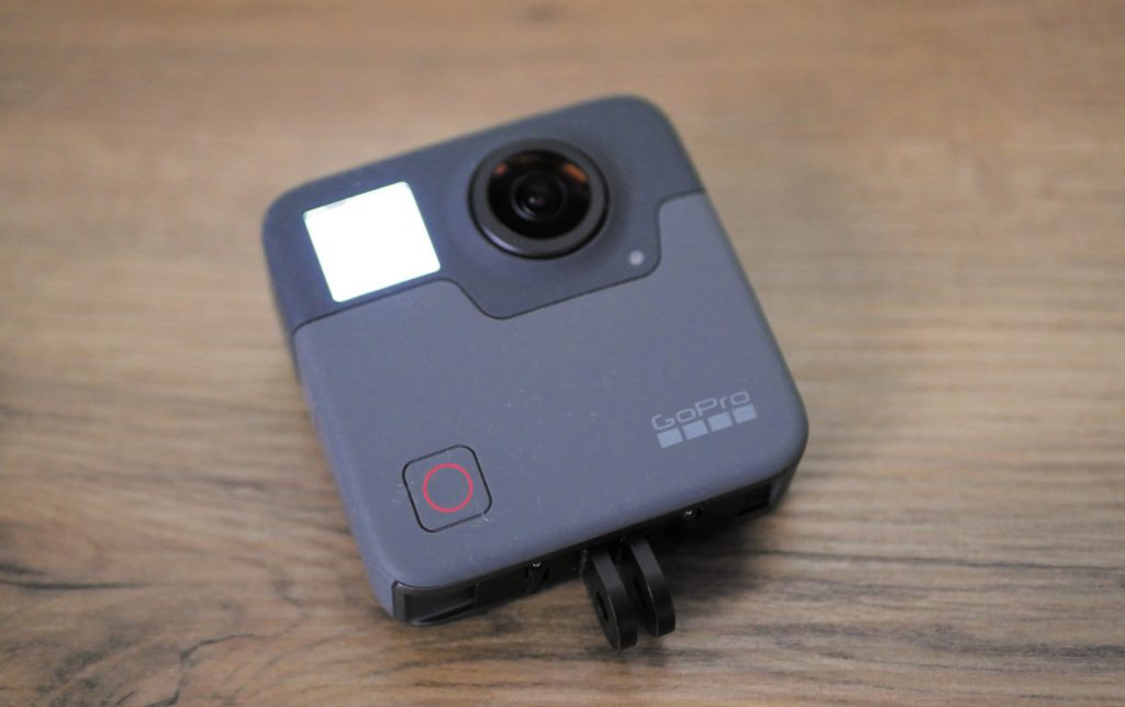 GoPro Fusion, Life in 360º is still for a few | web2gb com