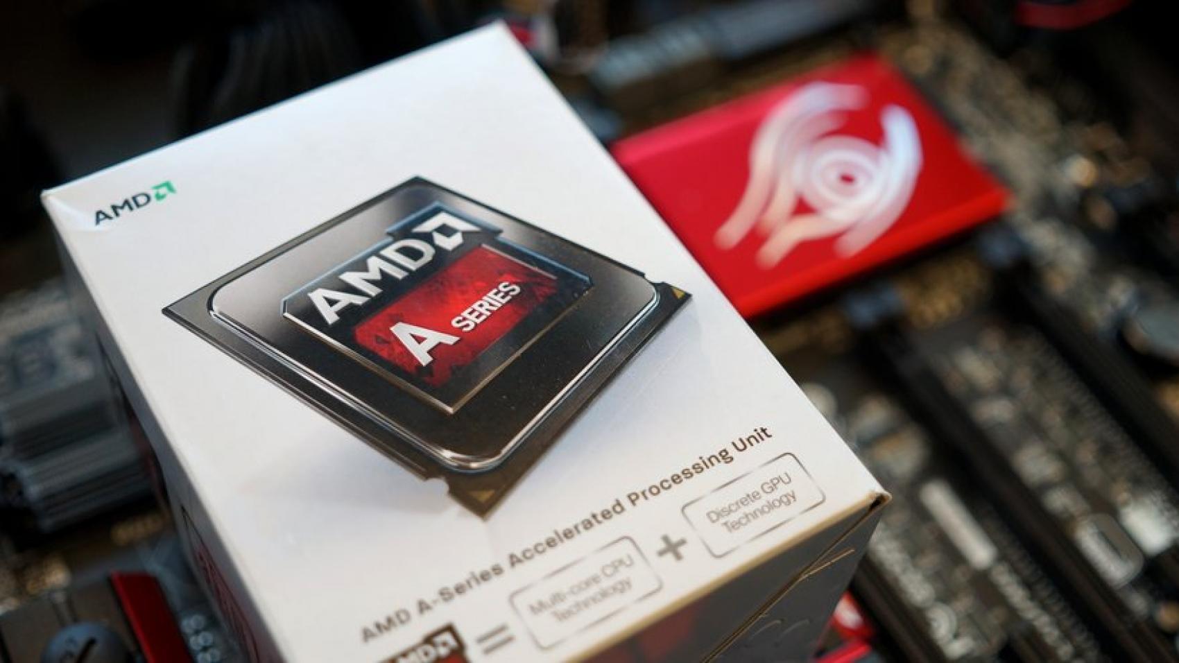 APU AMD A-Series Pro