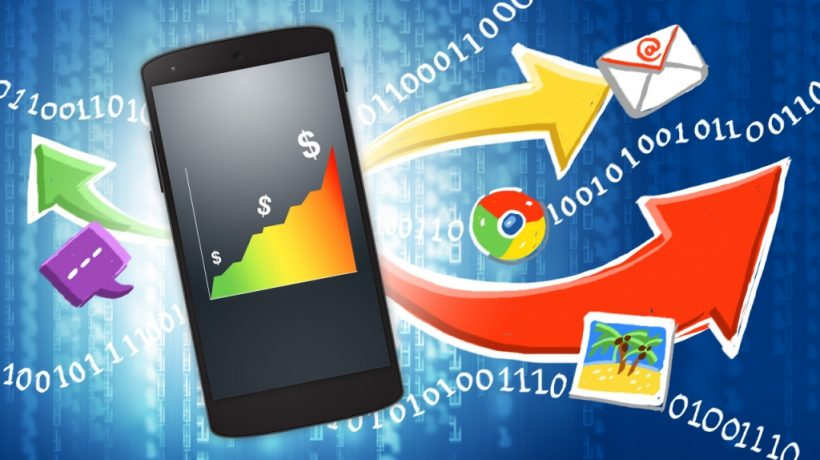 How to control your mobile data consumption
