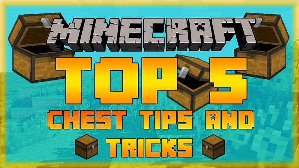 Top 5 Minecraft Tips and Tricks