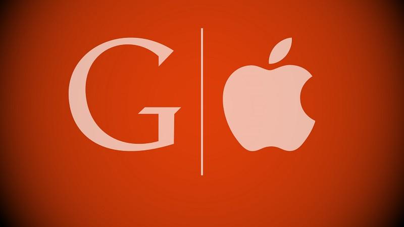 Google and Apple
