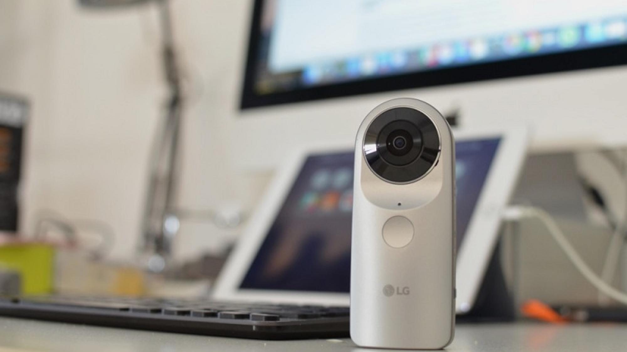 LG Cam 360