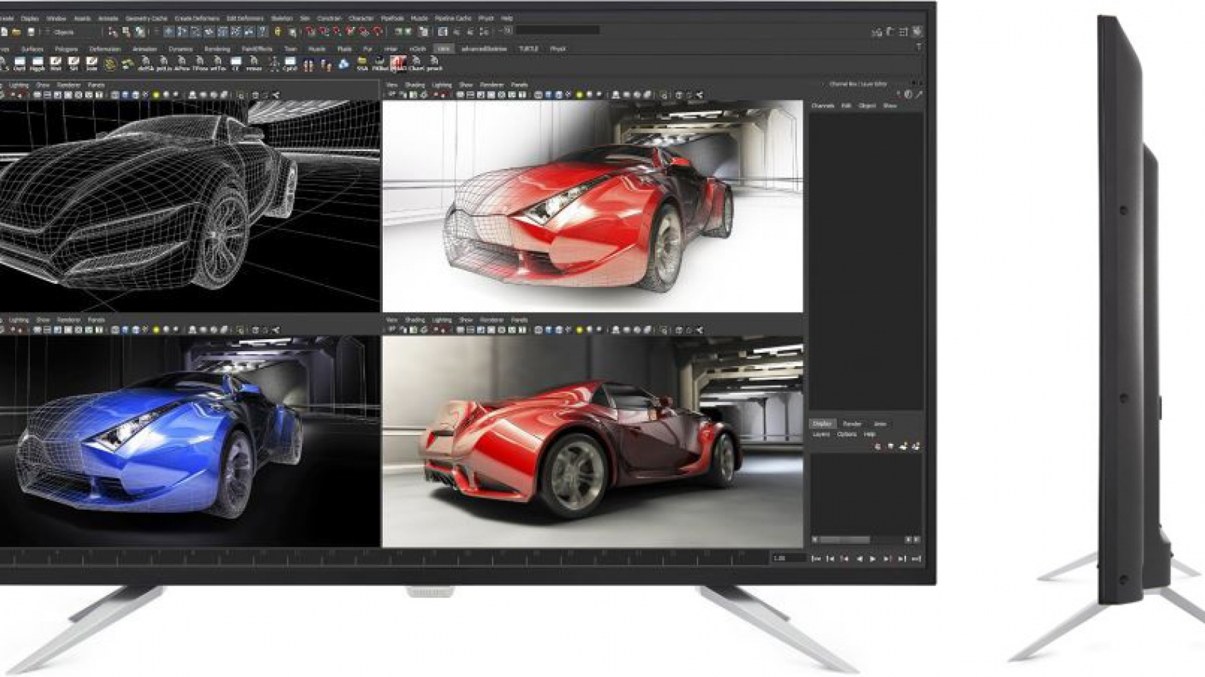 Philips 43 inches 4K monitor