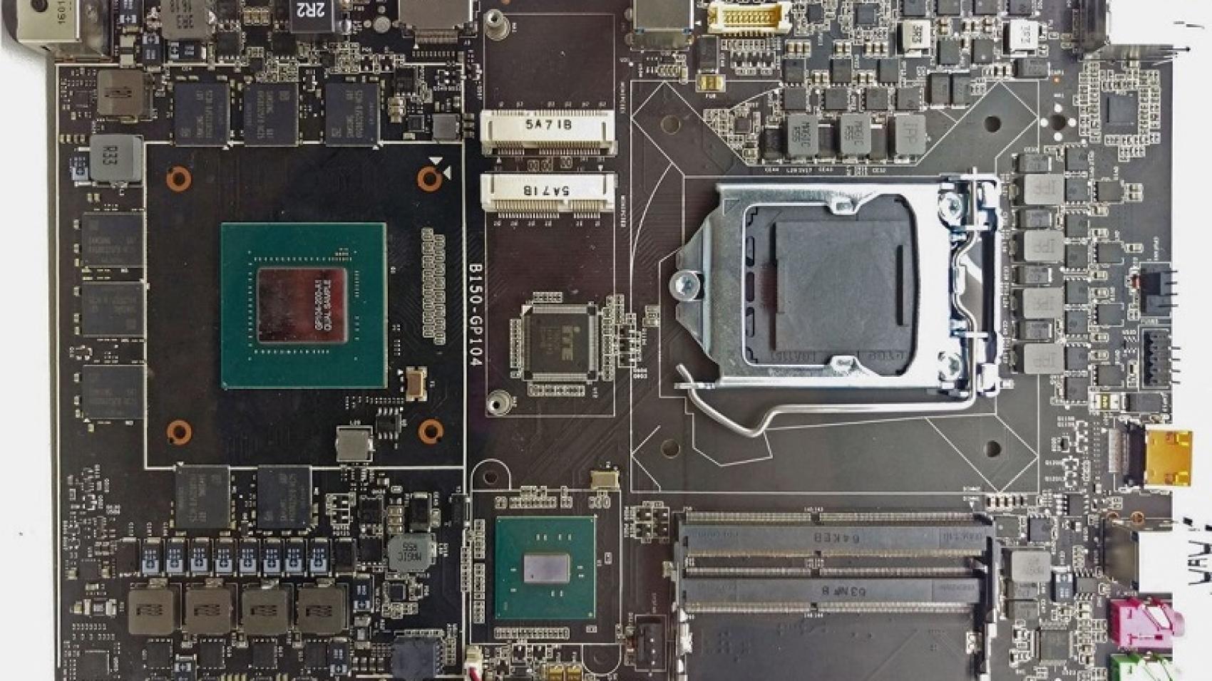 Nvidia 1070 GTX
