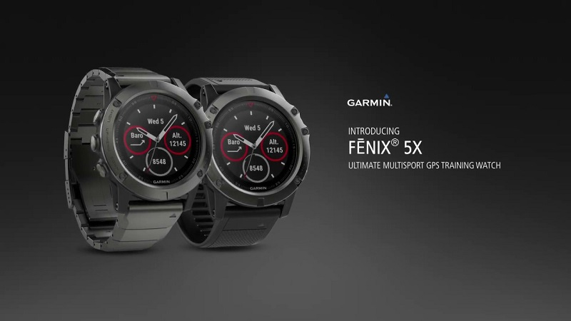 Garmin Fénix 5X