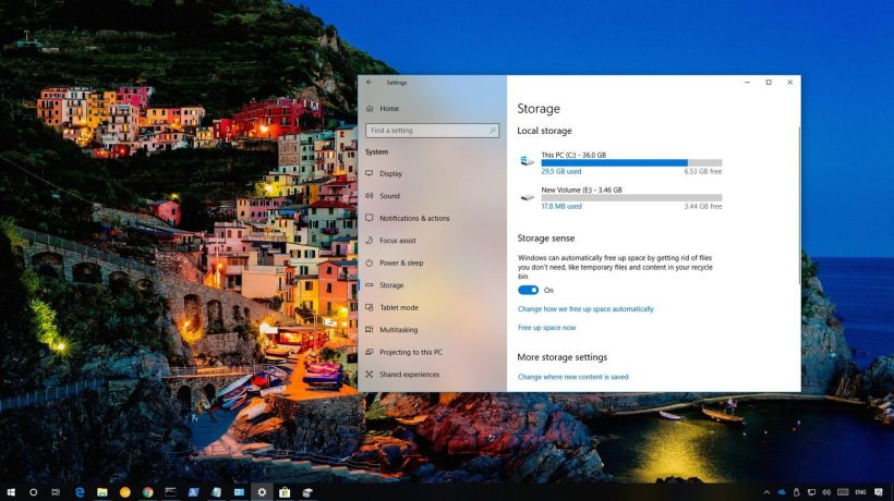 5 ways to save space on your computer