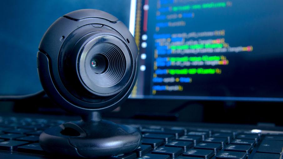disable the webcam