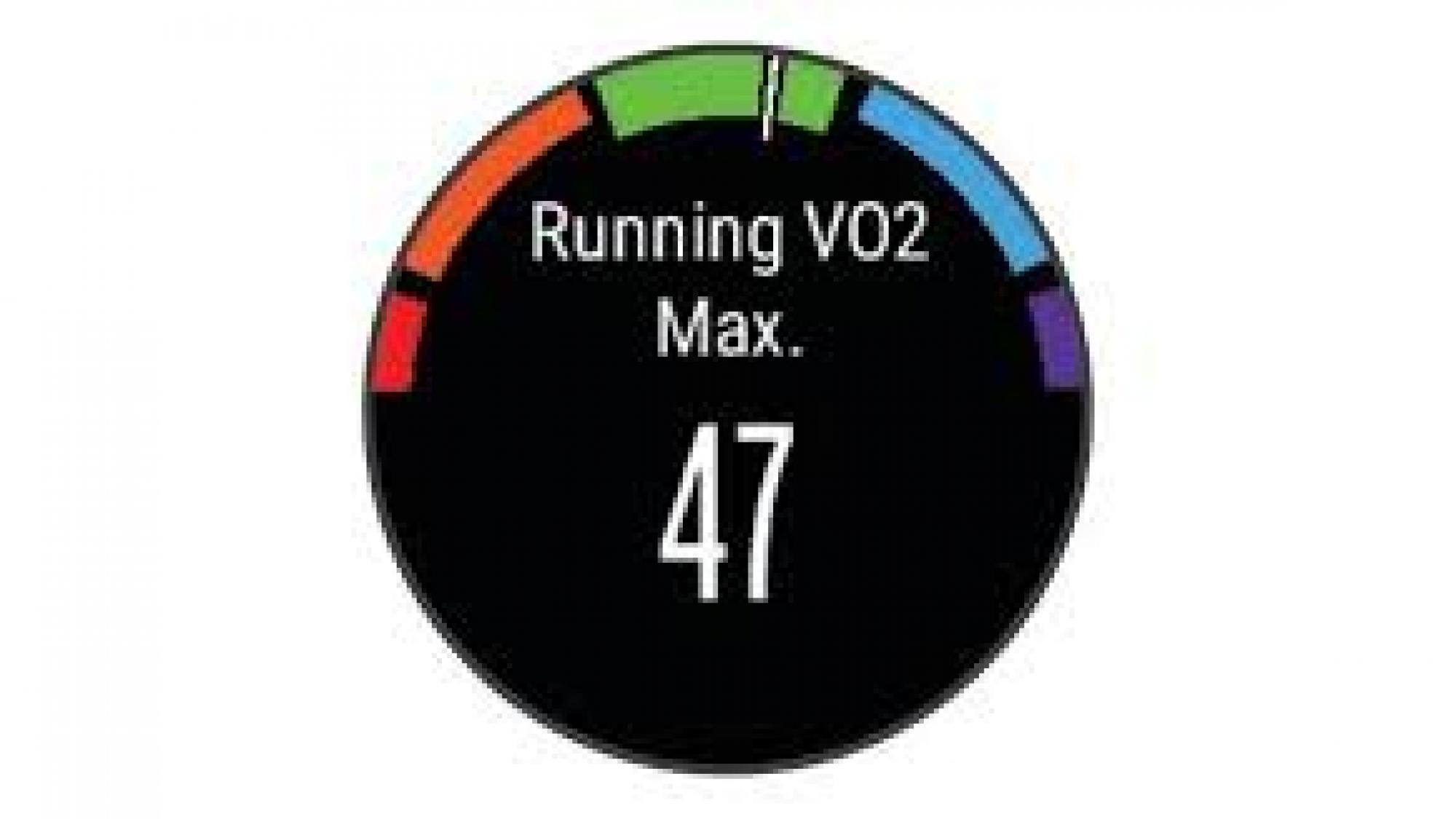 What is vo2 max garmin