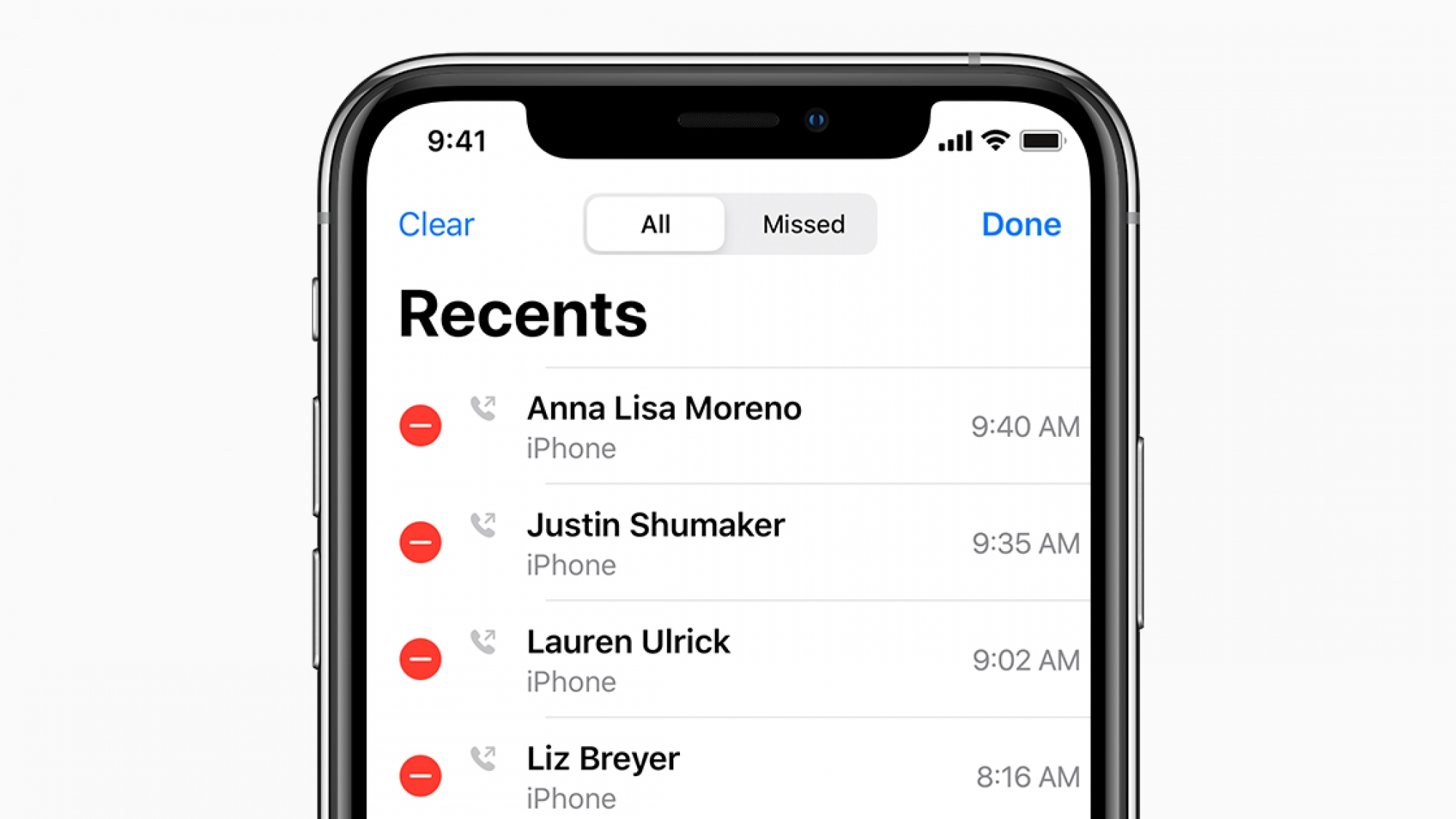 how to view call history on iphone from a month ago