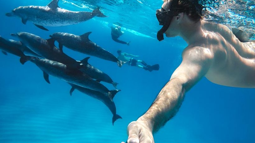 GoPro Snorkeling: summer guide on the water