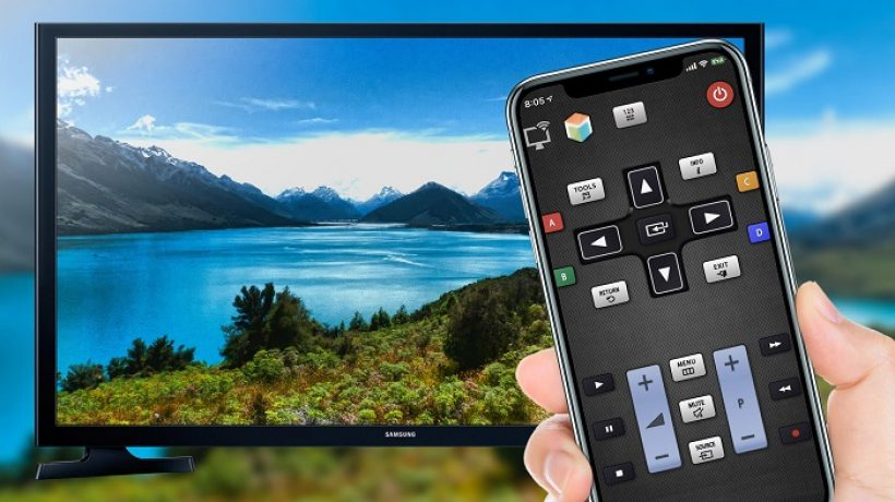 How to use iphone as tv remote?
